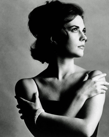 Natalie Wood B/W   8x10 Photograph