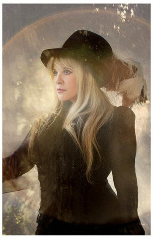 Fleetwood Mac Stevie Nicks Rare Poster
