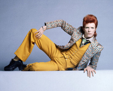 David Bowie Casual Pose  8x10 Photograph