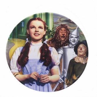 The Wizard Of Oz Mirror Sign