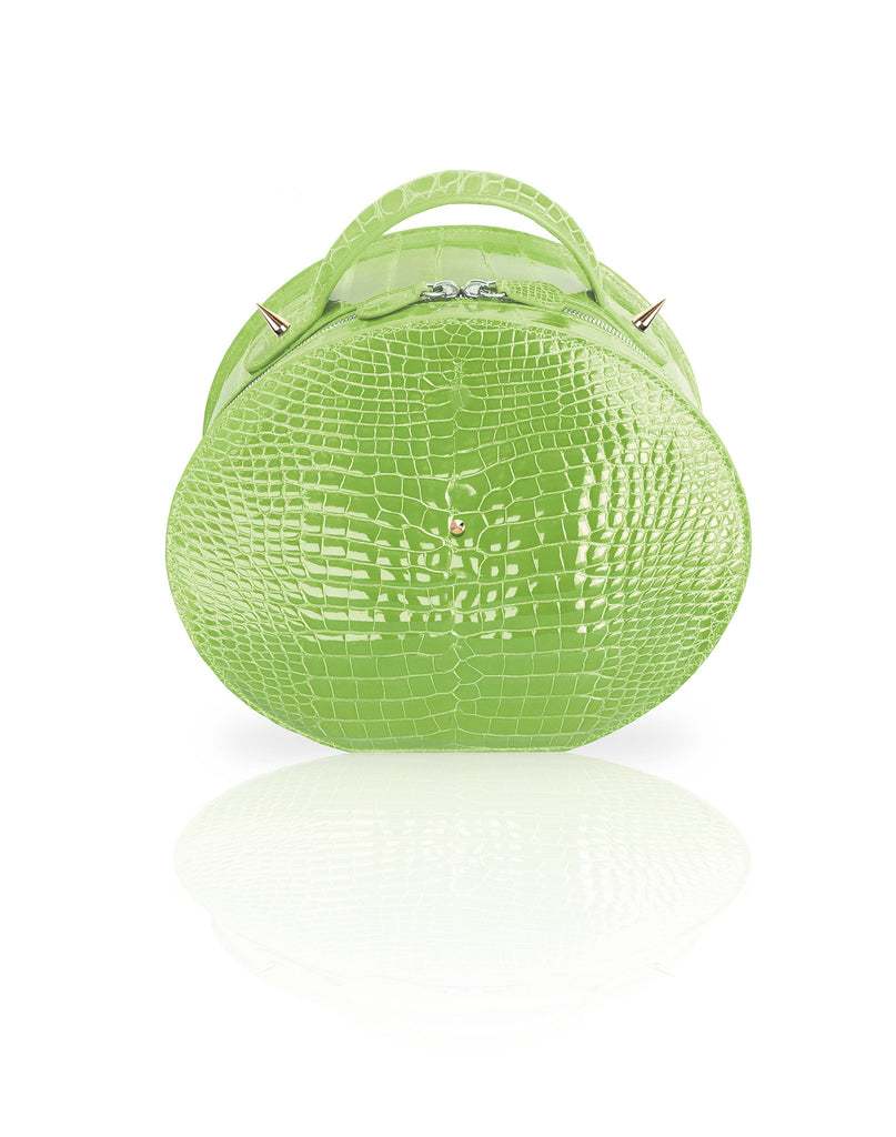 Mundu crocodile handbag - Colour 22