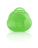 Mundu crocodile handbag - Colour 23