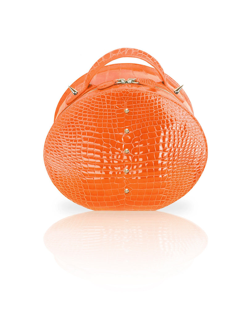 Mundu crocodile handbag - Colour 2