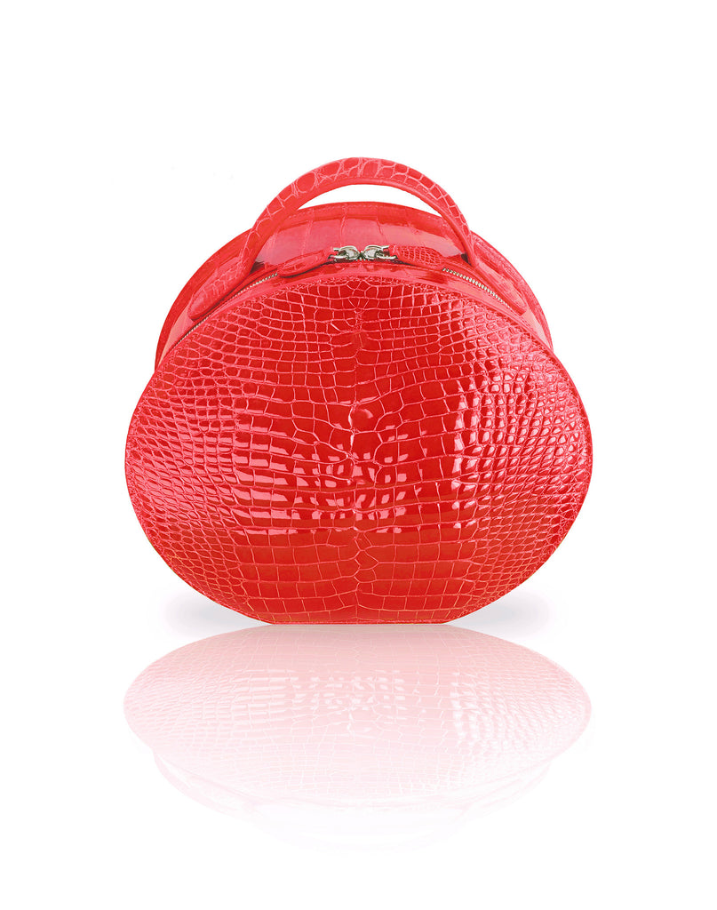 Mundu crocodile handbag - Colour 5