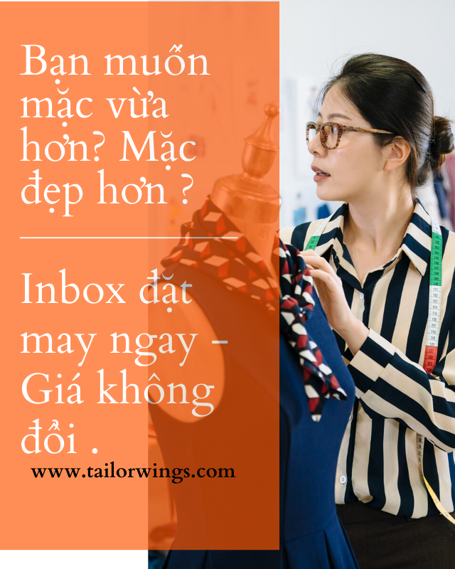 Đầm Big Size Tailor Wings 040