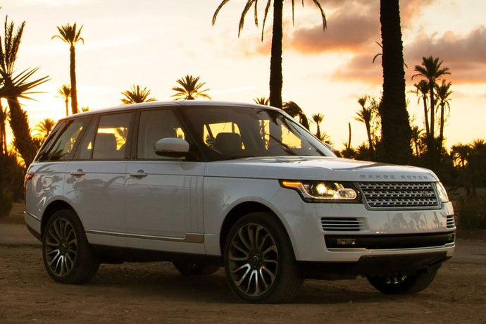 2016 RANGE ROVER HSE(VOGUE) RENTAL
