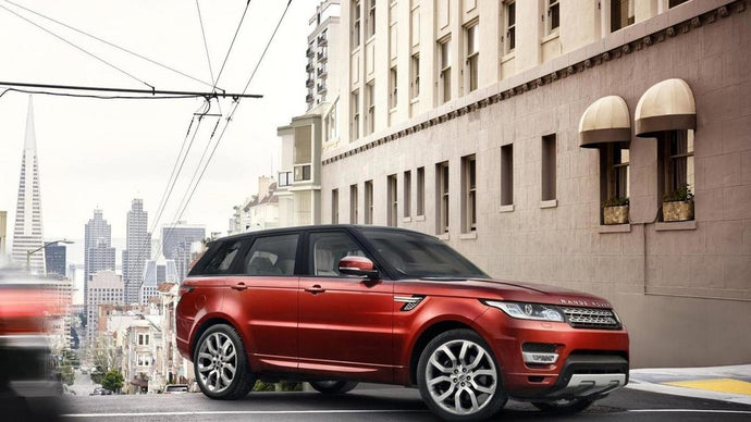2016 Range Rover Sport Rental Los Angeles