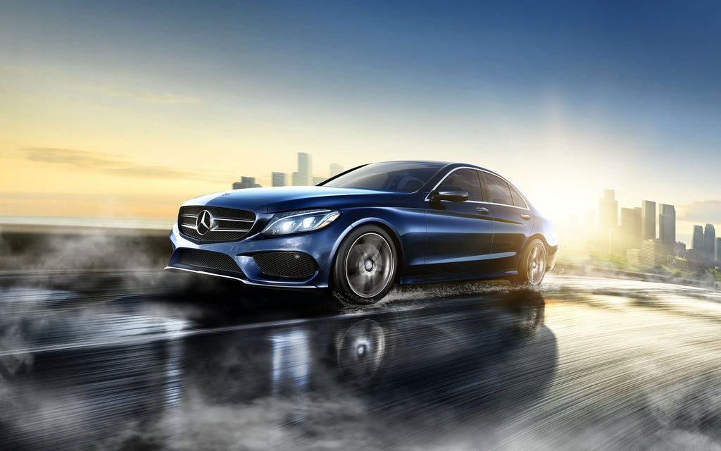 2015 mercedes benz c300 amg rental blu car rental for Mercedes benz rental
