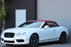 BENTLEY GTC MULLINER EDITION