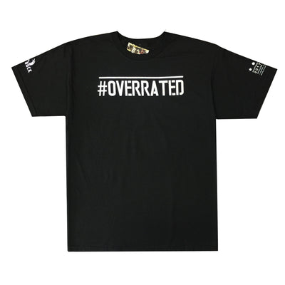 OVERRATED RE-STOCK