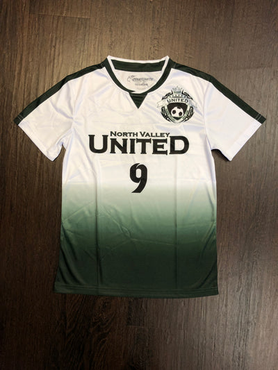 North Valley White Jersey