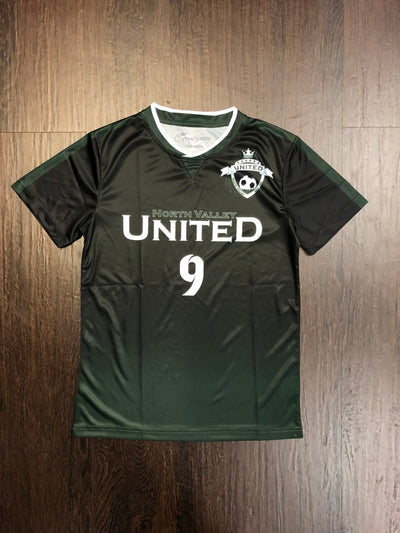 North Valley Black Jersey