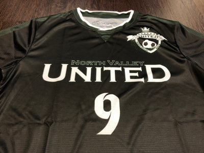 North Valley Away Jersey