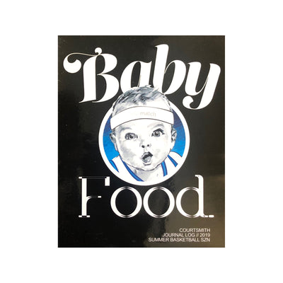 BABY FOOD STICKERS