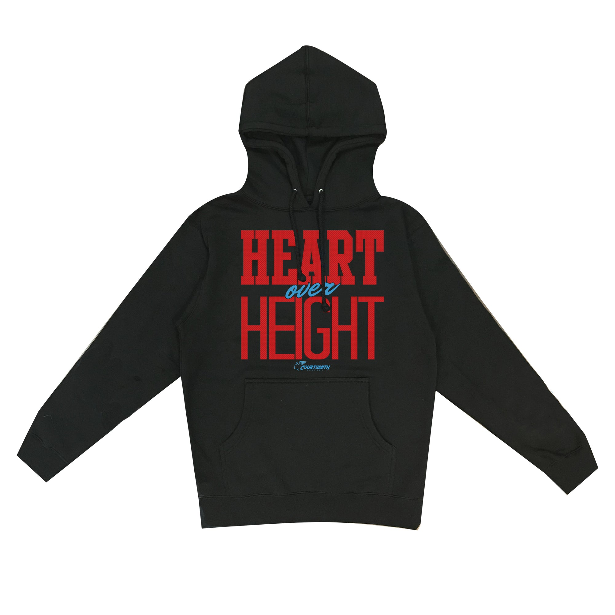 HEART OVER HEIGHT HOODIE