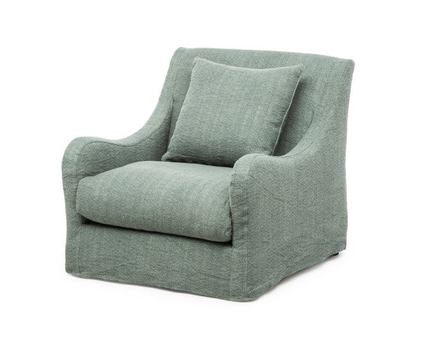 SOFA BERNARD 1-SEATER WITH COVER