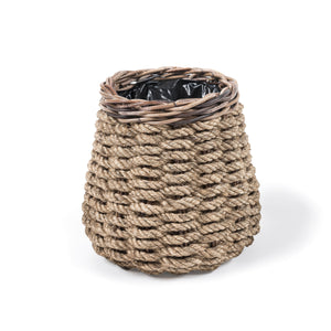 ROUND BASKET ODILON NATURAL