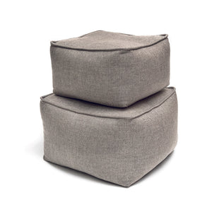 BIG SQUARE SOFT POUF