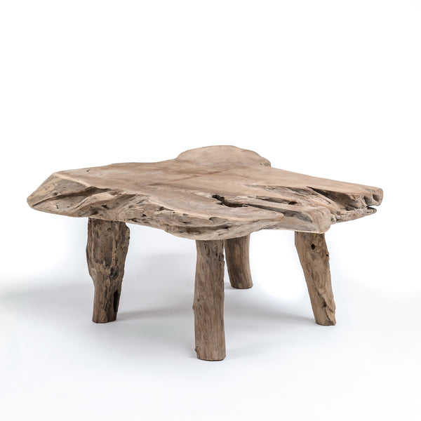 COFFEE TABLE NATURAL SHAPE