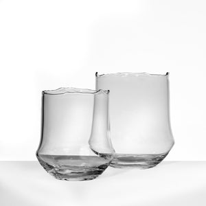 VASE NELL CLEAR SMALL