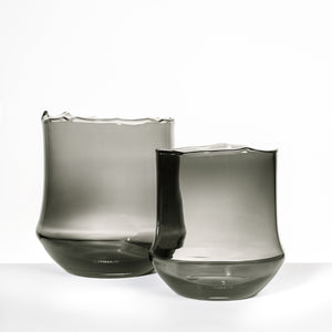 VASE NELL LARGE GREY