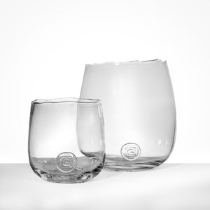 VASE DIANA CLEAR SMALL