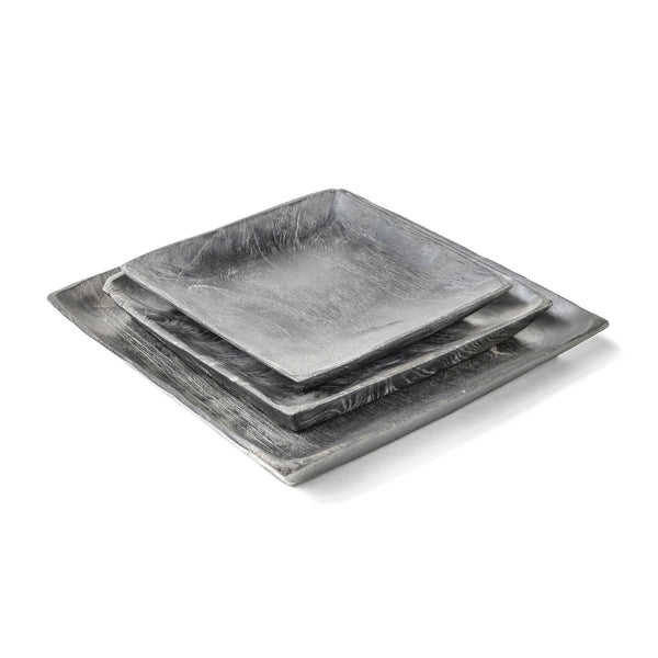 SQUARE PLATE LARGE