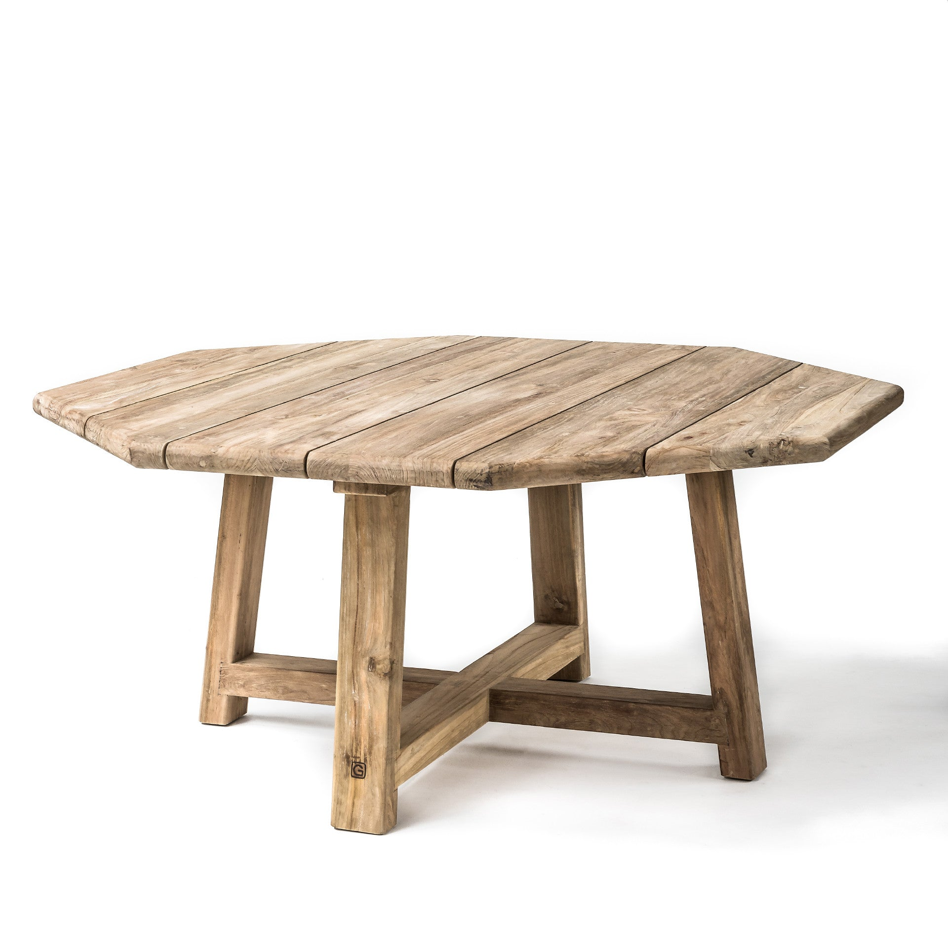 OCTAGON TABLE HARRY Gommaire