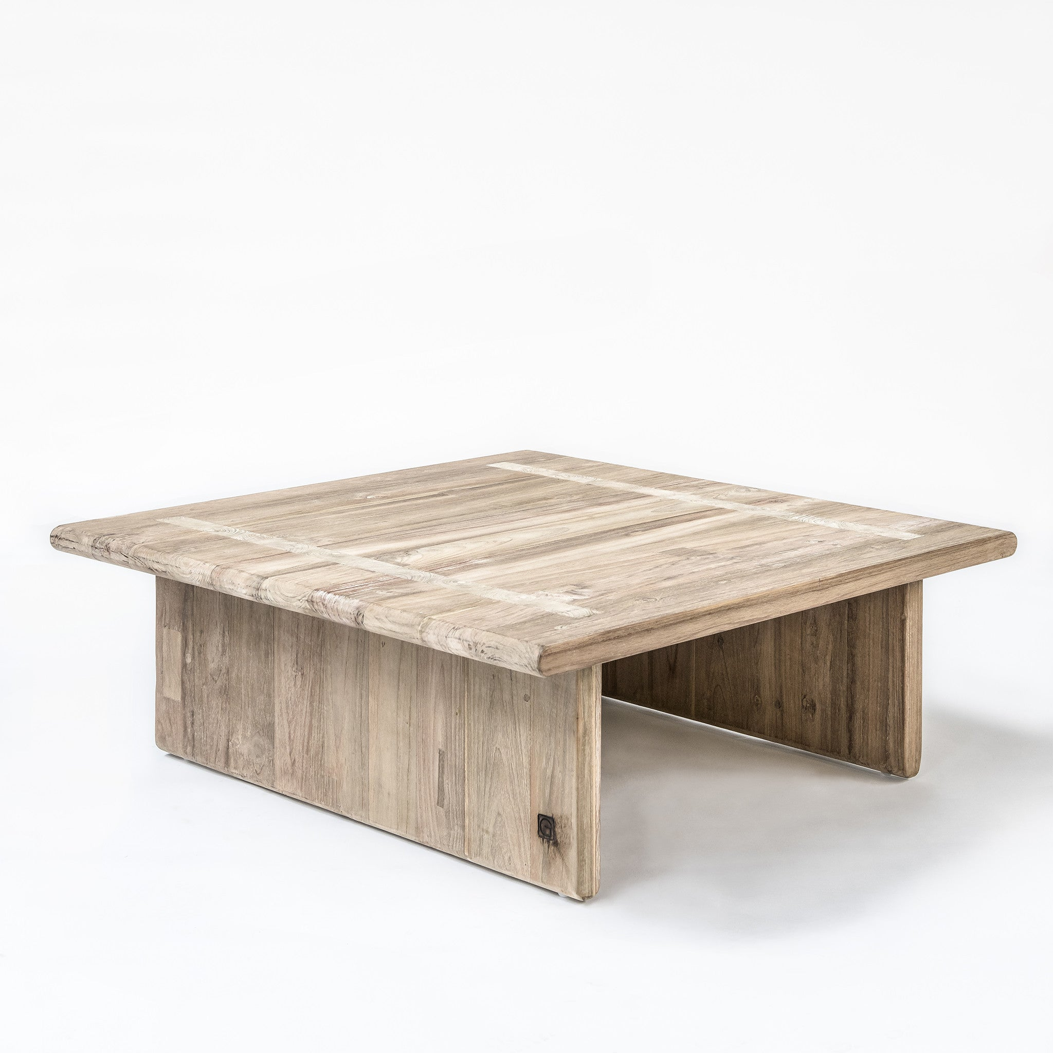 Square Coffee Table Drake Large Gommaire