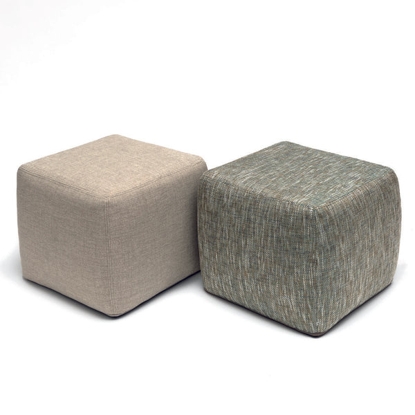 SQUARE POUF / SIDETABLE