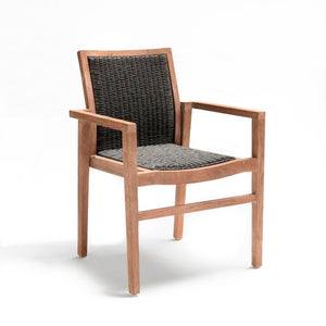 STACKABLE ARMCHAIR LISA