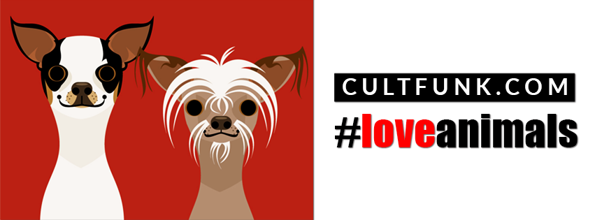 CultFunk #loveanimals