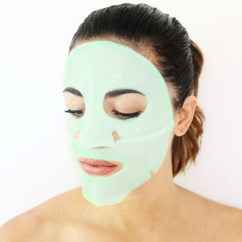Avocado Pear Collagen Mask