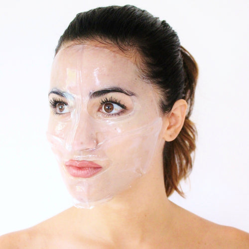 Lavender Collagen Mask