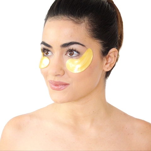 24k Gold Collagen Eye Mask