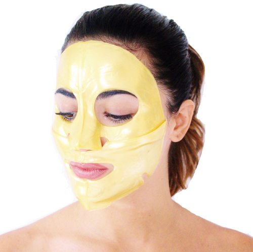 Buy (5) Get (5) 24k GOLD Collagen Mask Free