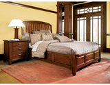 Teakwood King Size Bed (STB 04)