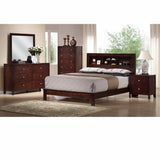 Teakwood King Size Bed (STB 06)