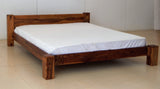 Sheesham Queen Size Bed (NUBIA-Q-003)