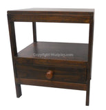 Musas (Side Table with Drawer & Self)