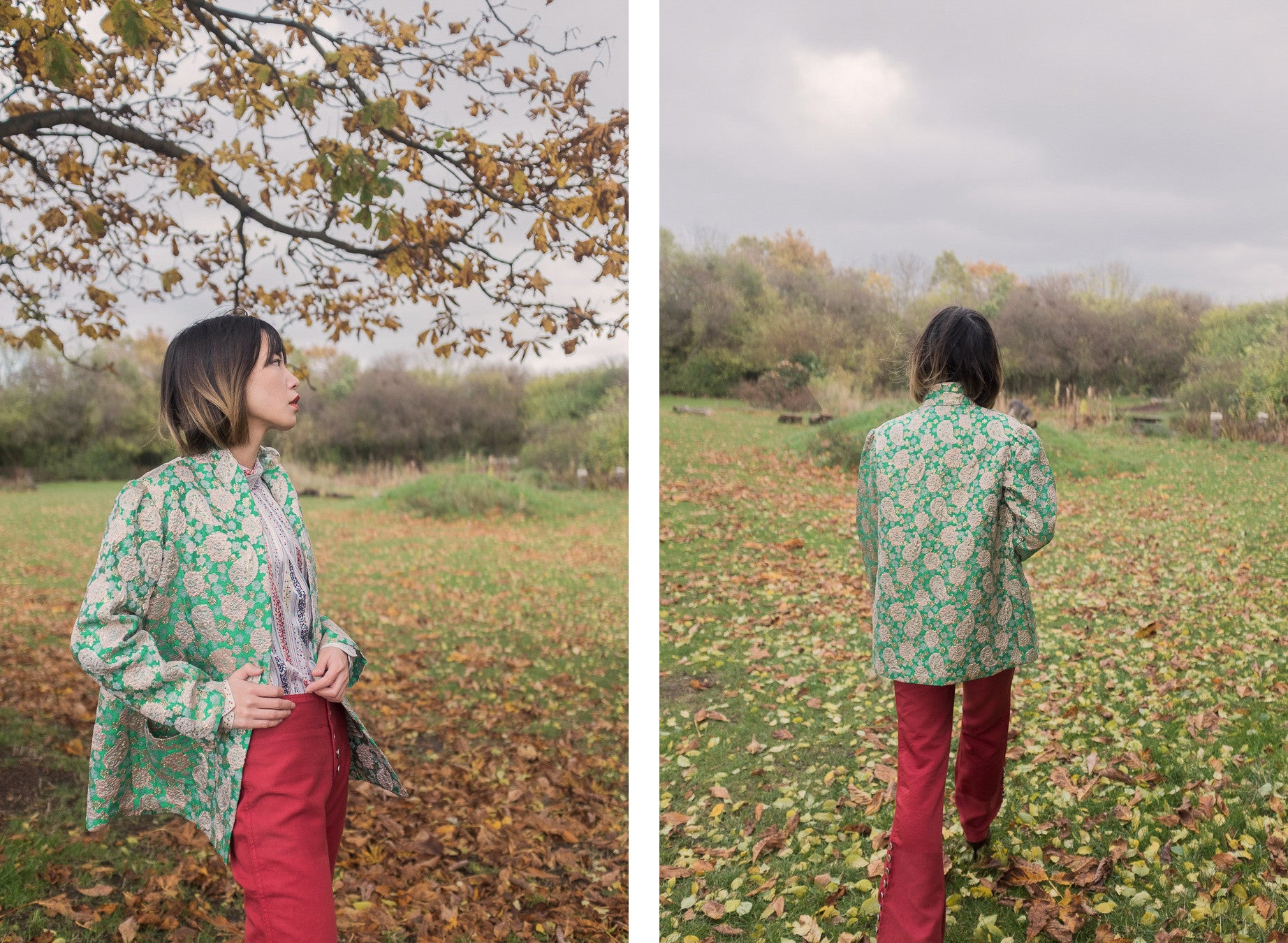 Marithe et Francois Girbaud jeans | How to dress 70s style? - Fashion guide | On Slowness blog