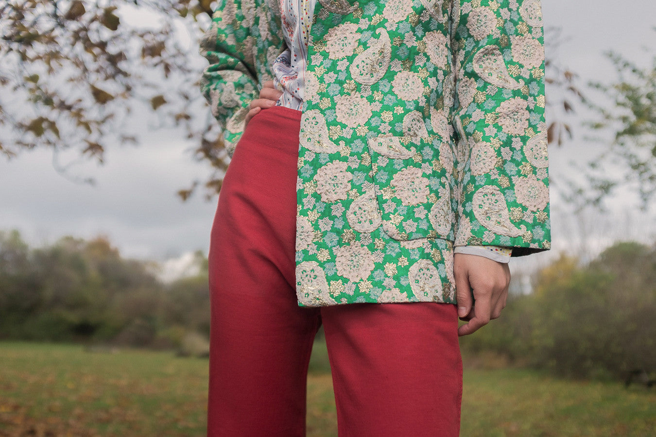How to dress 70s style? - Fashion guide | On Slowness blog