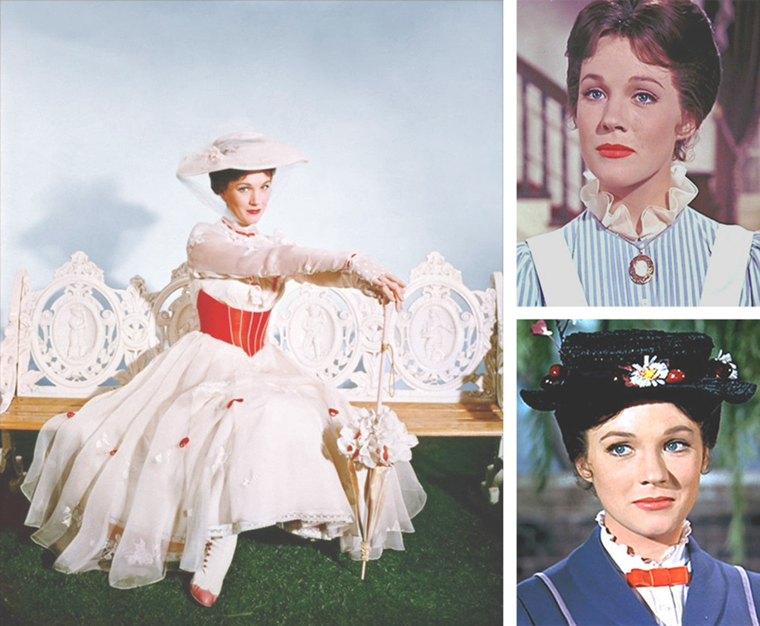 Mary Poppins movie | Going vintage but not too far blog article | On Slowness