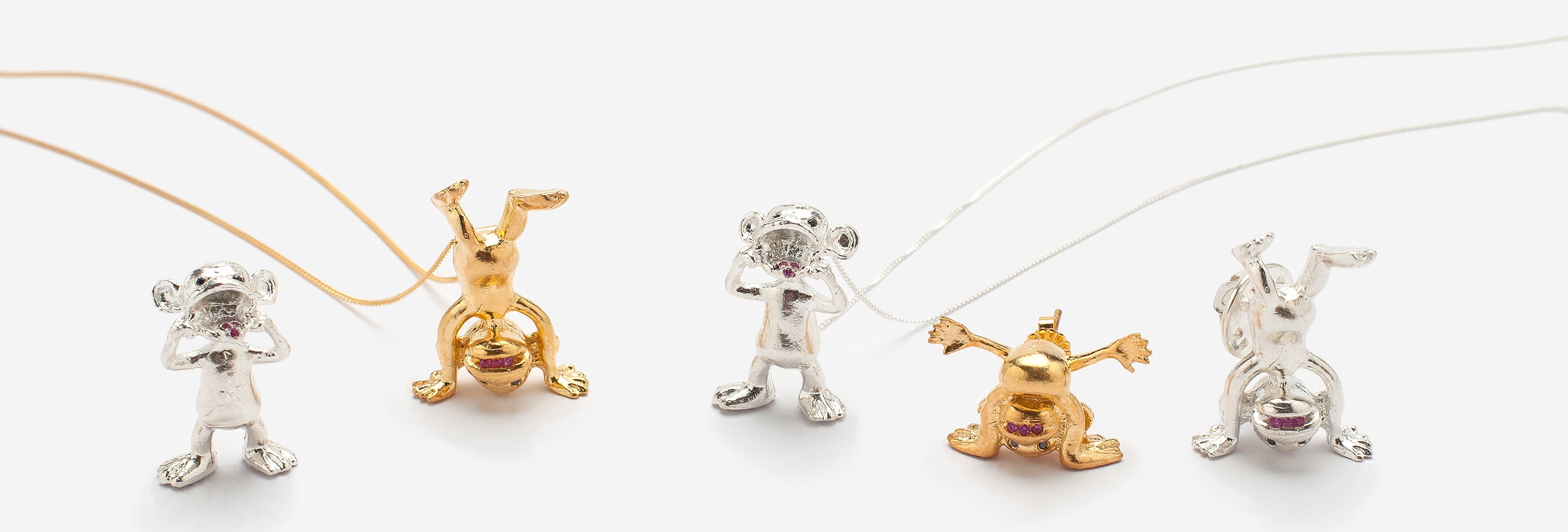 Mirit-Weinstock-Jewellery-Monkey-Collection
