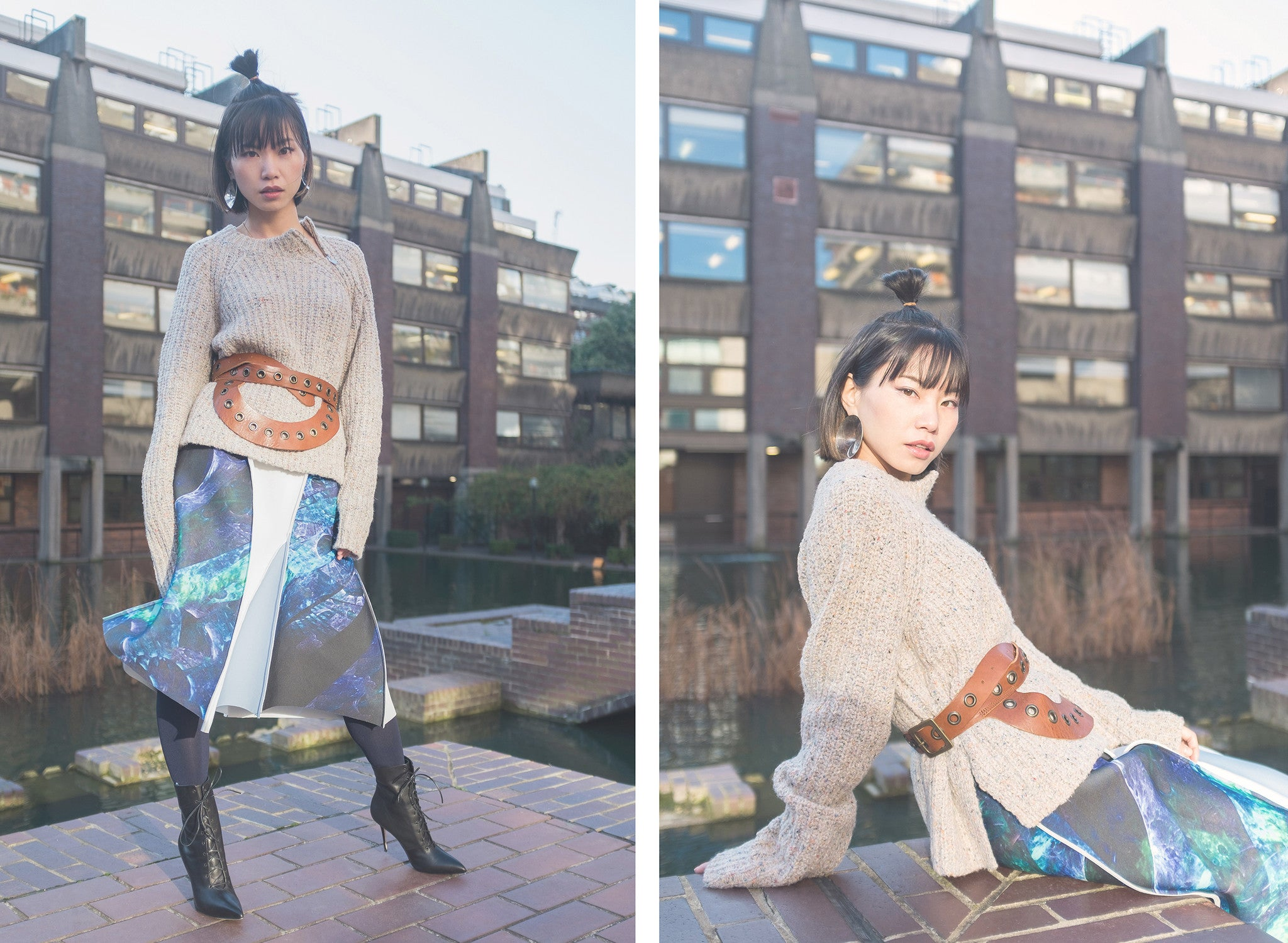 Starry night - New collection by designer YUAN | On Slowness blog
