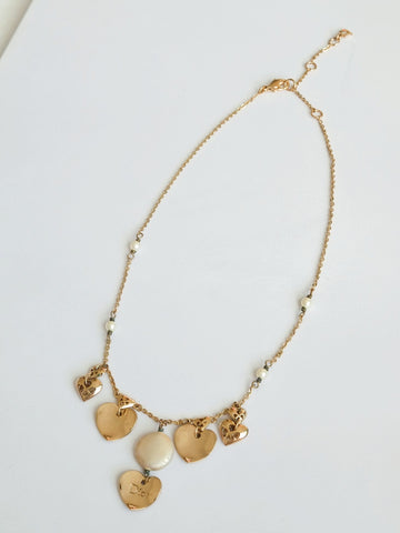 Christian Dior faux pearls drop necklace (Vintage)