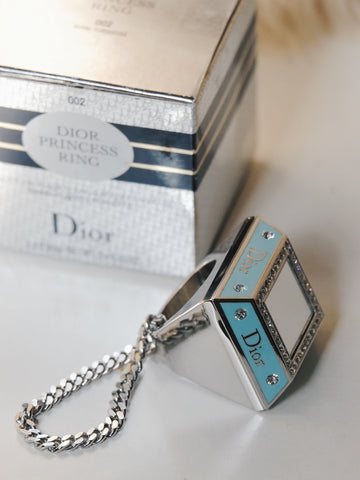 Dior princess ring vintage | ON SLOWNESS