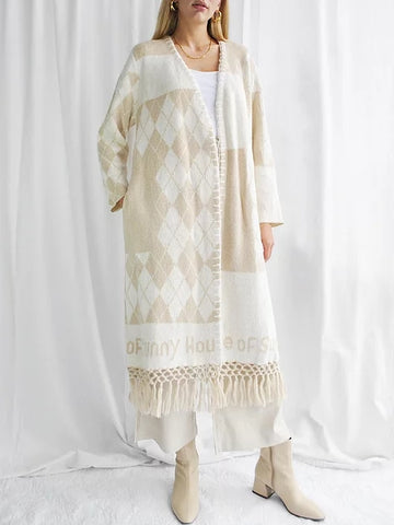 House of Sunny blanket coat sale | ON SLOWNESS