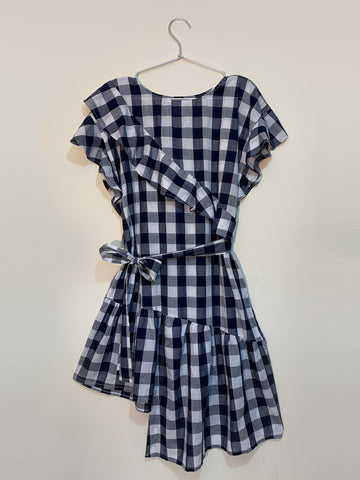 House of Sunny Angel Everyday Gingham Dress sales outlet | ON SLOWNESS