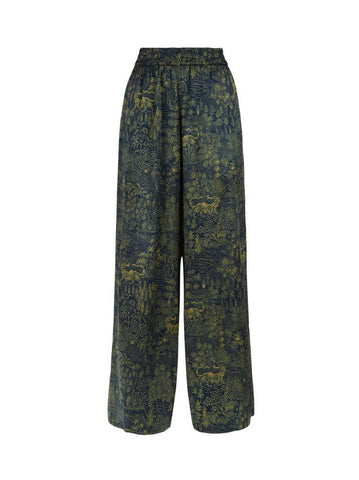 Klements Pluto Pants in Abandoned Village print sales | onslowness